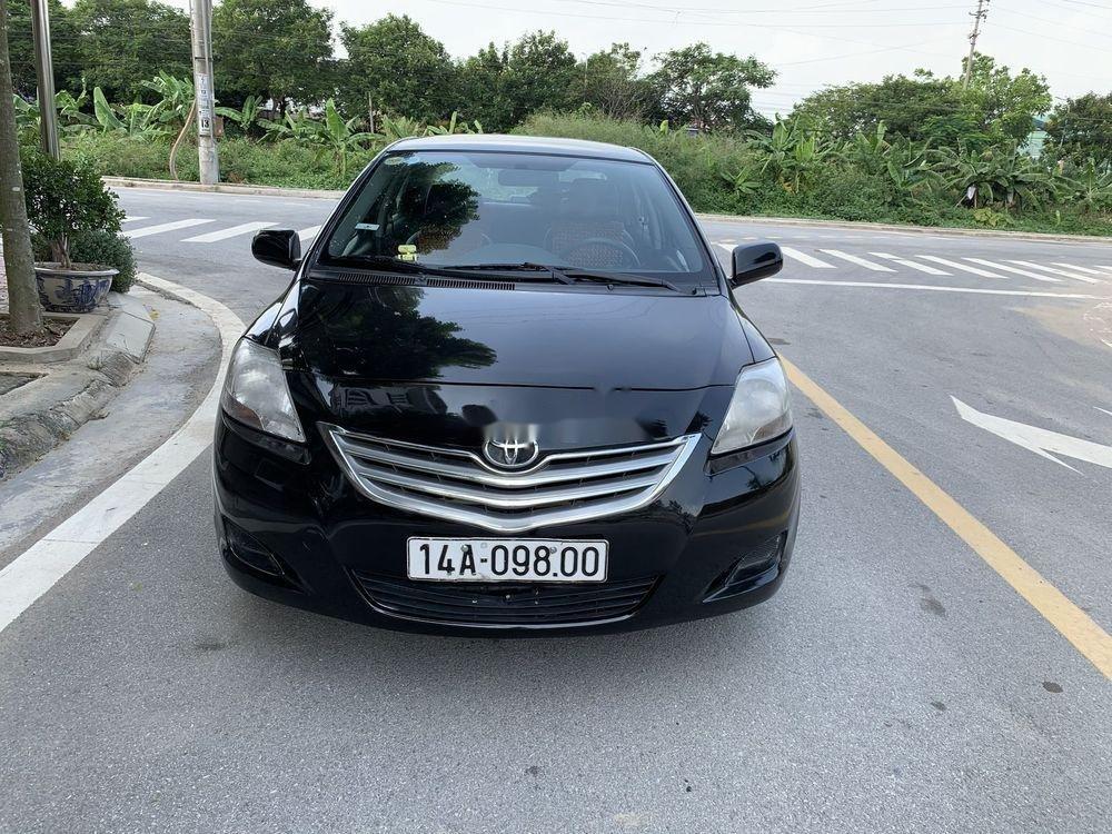 Cần bán gấp Toyota Vios đời 2010, màu đen còn mới, giá 198tr (1)