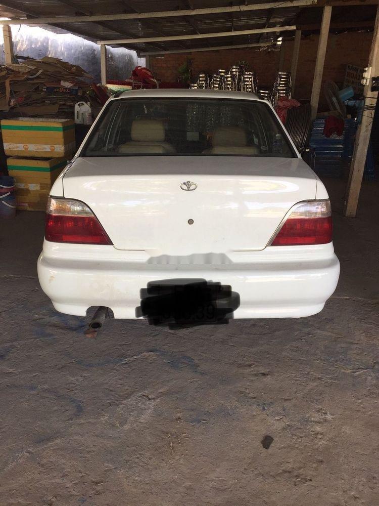 Bán Daewoo Cielo năm sản xuất 1997, màu trắng, nhập khẩu (2)