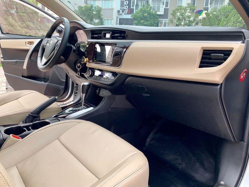 Bán ô tô Toyota Corolla Altis sản xuất năm 2014, màu bạc  (6)