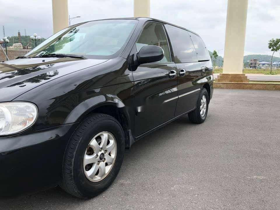 Xe Kia Carnival năm 2009, màu đen, xe nhập còn mới, giá tốt (5)