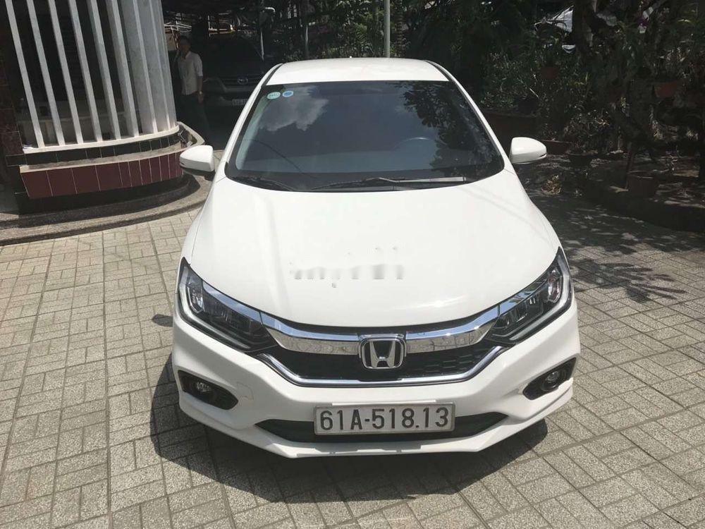 Bán Honda City đời 2018, màu trắng, nhập khẩu nguyên chiếc, 565 triệu (1)