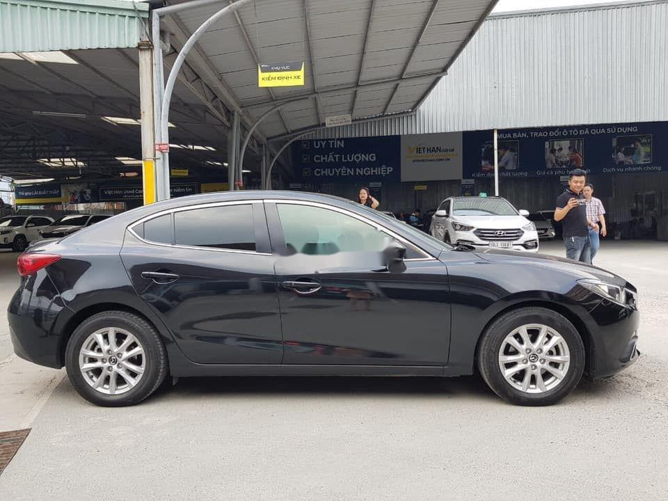 Bán Mazda 3 2016, màu đen còn mới (5)