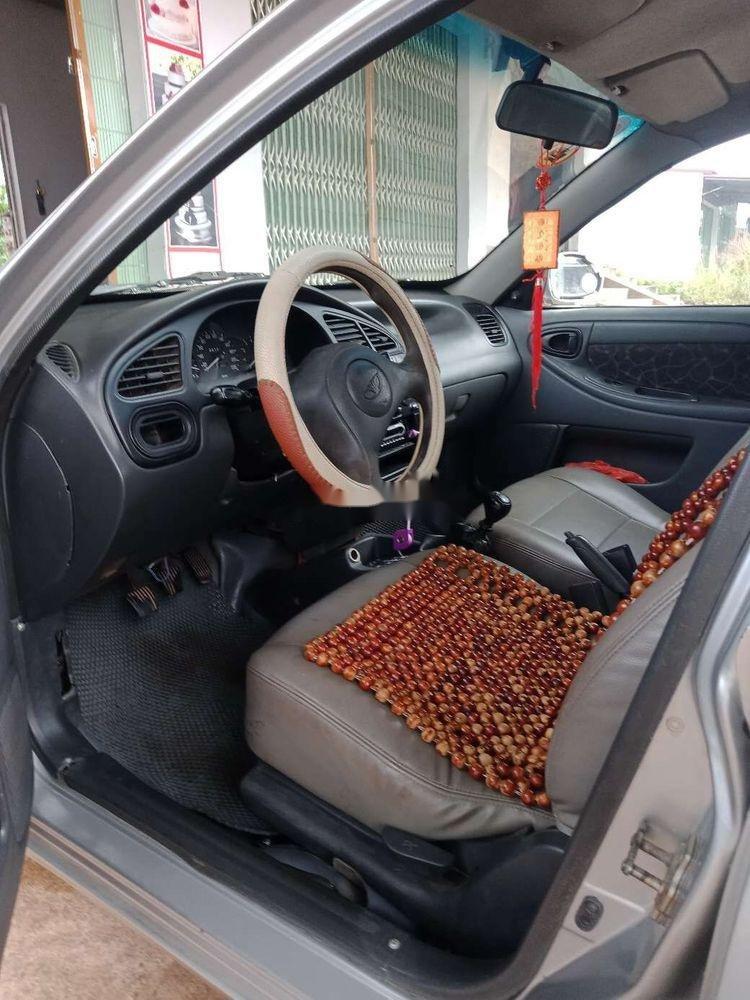 Bán Daewoo Lanos năm 2000, màu bạc, xe nhập xe gia đình (2)