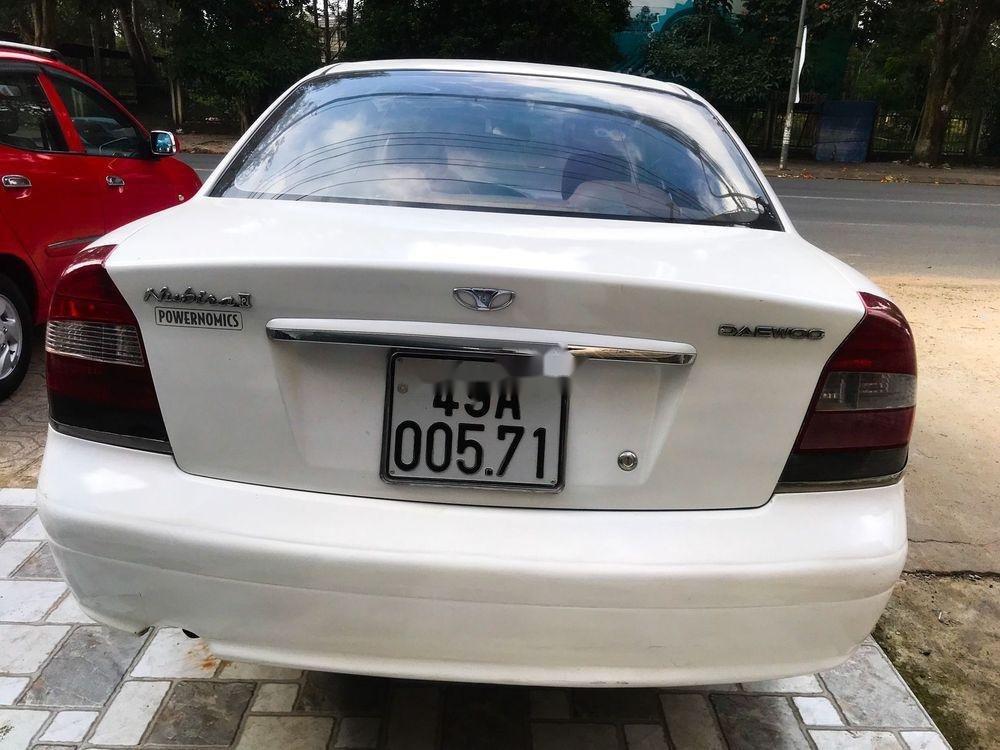 Bán Daewoo Nubira sản xuất năm 2002, giá chỉ 95 triệu (4)