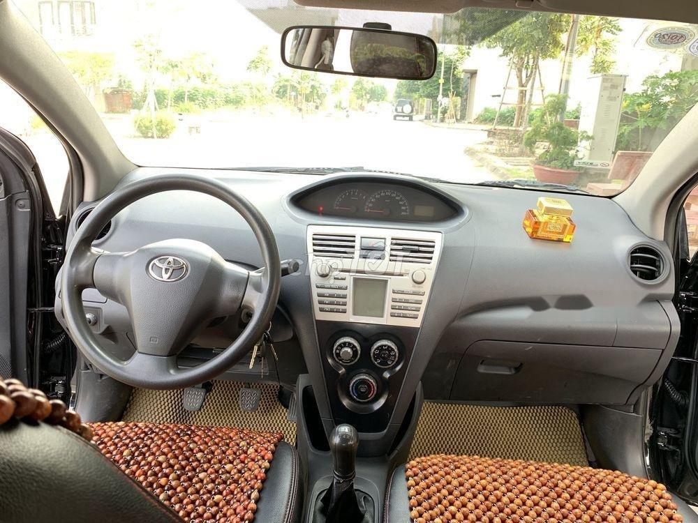 Cần bán gấp Toyota Vios đời 2010, màu đen còn mới, giá 198tr (11)