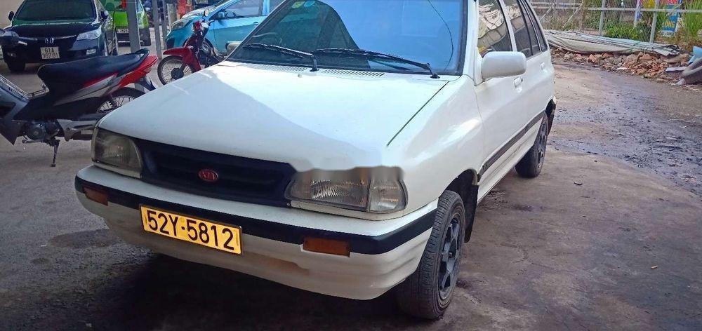 Bán Kia CD5 sản xuất năm 2000, màu trắng, xe nhập, giá chỉ 60 triệu (9)