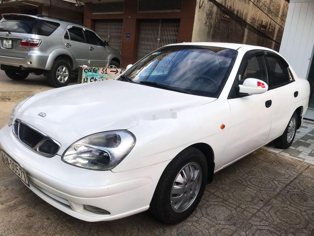Bán Daewoo Nubira sản xuất năm 2002, giá chỉ 95 triệu (2)