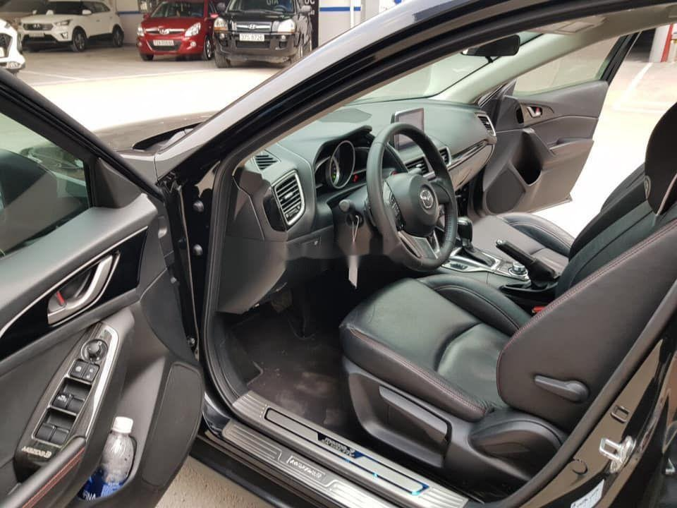Bán Mazda 3 2016, màu đen còn mới (8)