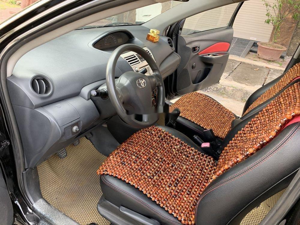 Cần bán gấp Toyota Vios đời 2010, màu đen còn mới, giá 198tr (8)