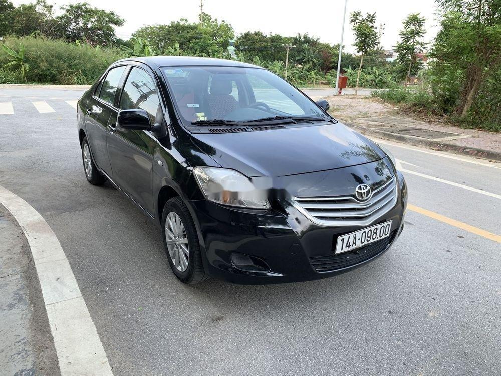 Cần bán gấp Toyota Vios đời 2010, màu đen còn mới, giá 198tr (2)