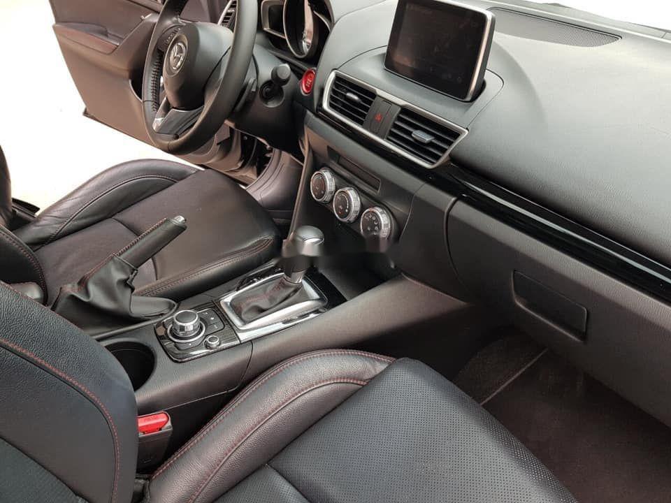 Bán Mazda 3 2016, màu đen còn mới (6)