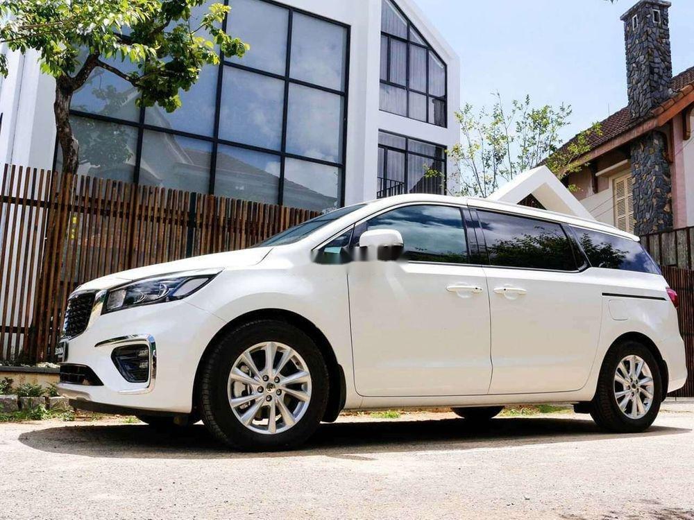 Bán ô tô Kia Sedona sản xuất năm 2019, màu trắng, xe nhập (6)