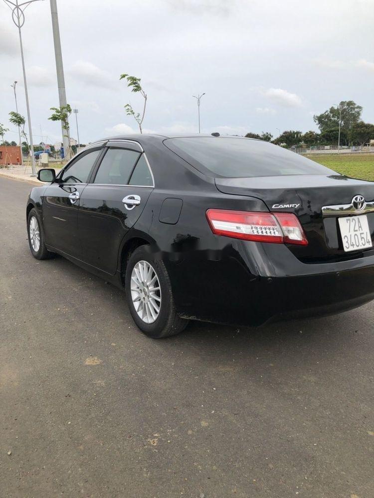Cần bán xe Toyota Camry đời 2009, nhập khẩu, 640tr (2)