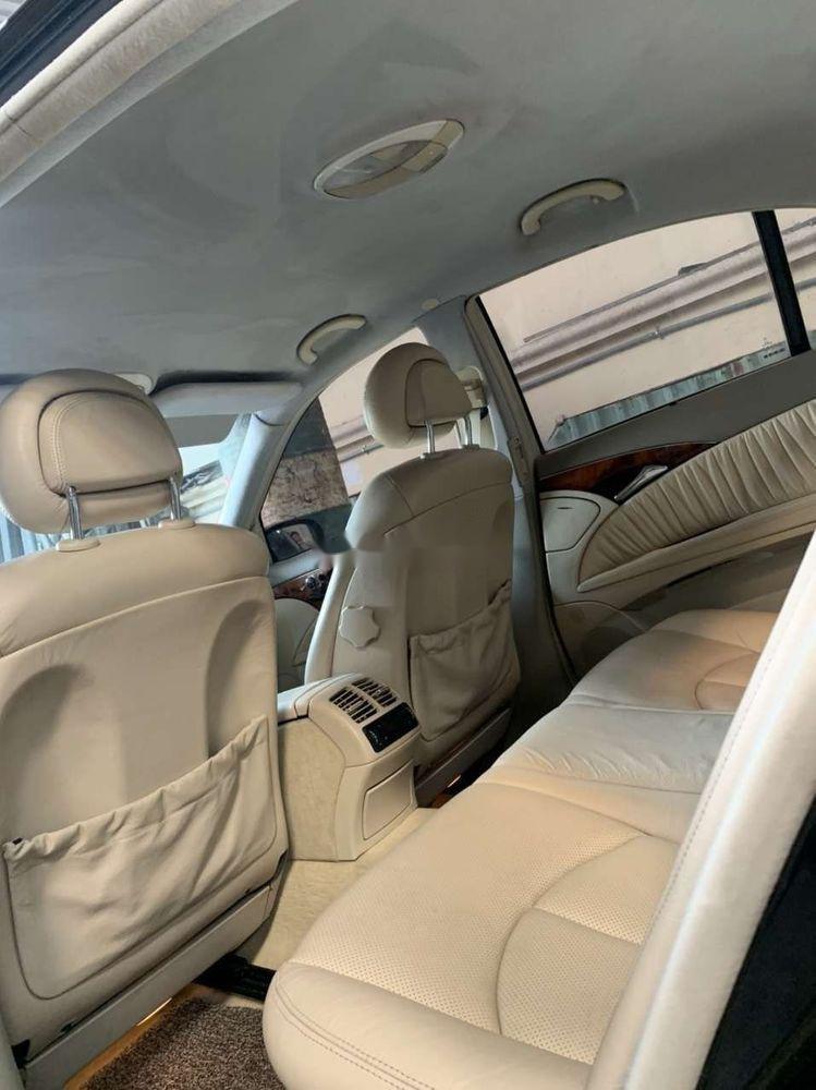 Cần bán xe Mercedes E class đời 2004, nhập khẩu (7)