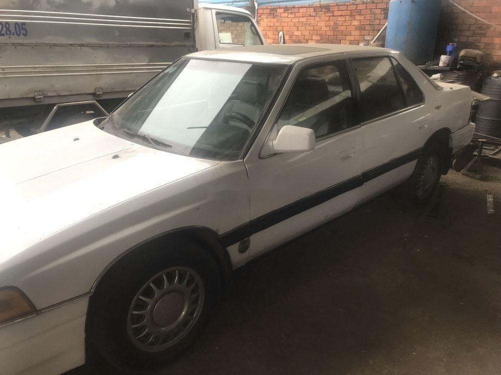 Bán Acura Legend sản xuất năm 1986, màu trắng, xe nhập  (2)