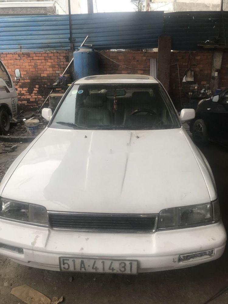 Bán Acura Legend sản xuất năm 1986, màu trắng, xe nhập  (1)