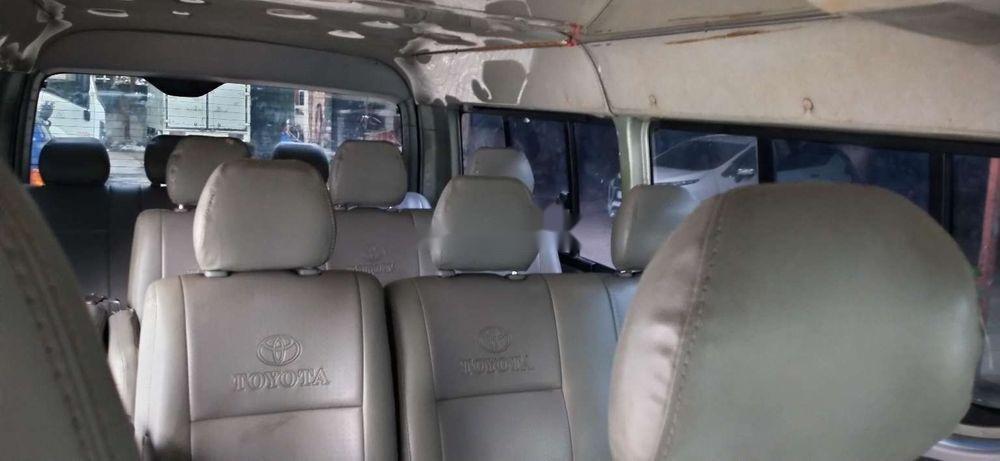 Cần bán lại xe Toyota Hiace 2007, màu xanh lam còn mới, 255tr (10)