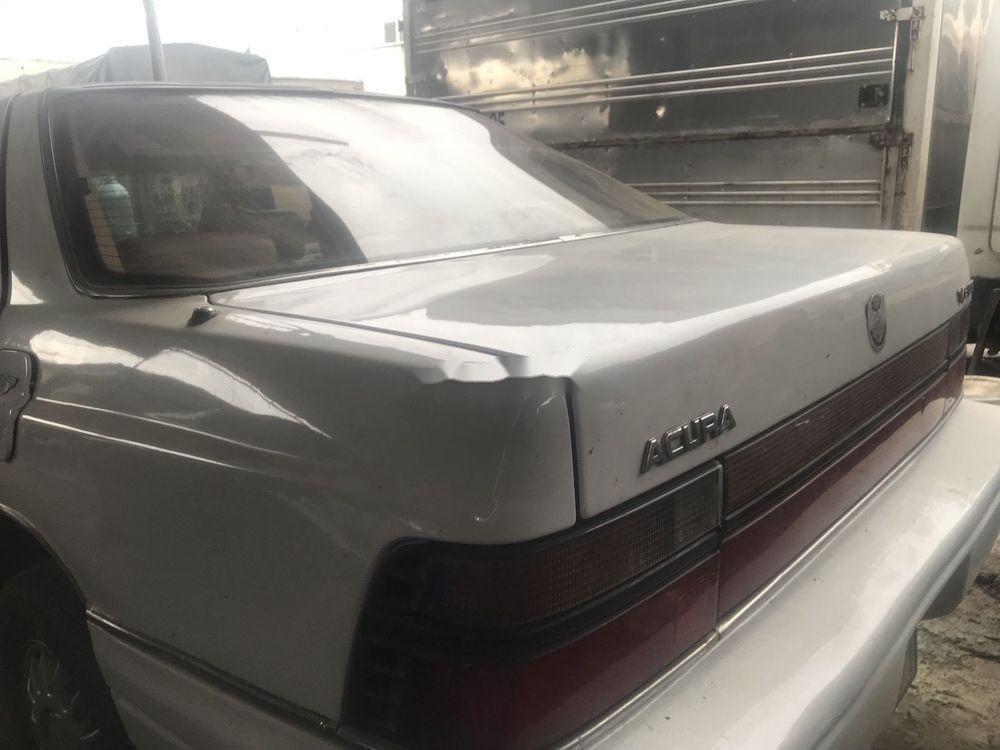 Bán Acura Legend sản xuất năm 1986, màu trắng, xe nhập  (3)