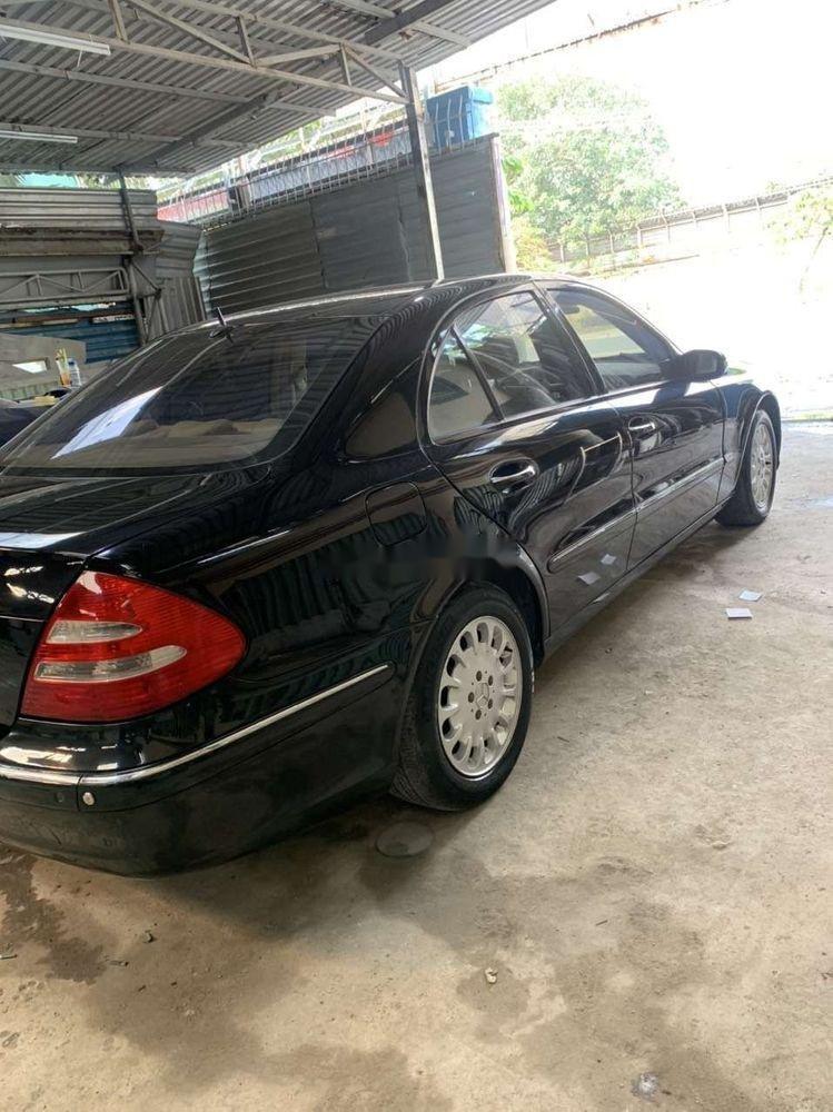 Cần bán xe Mercedes E class đời 2004, nhập khẩu (8)