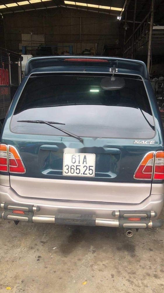 Bán xe Toyota Zace 2003, nhập khẩu, màu xanh dưa (2)