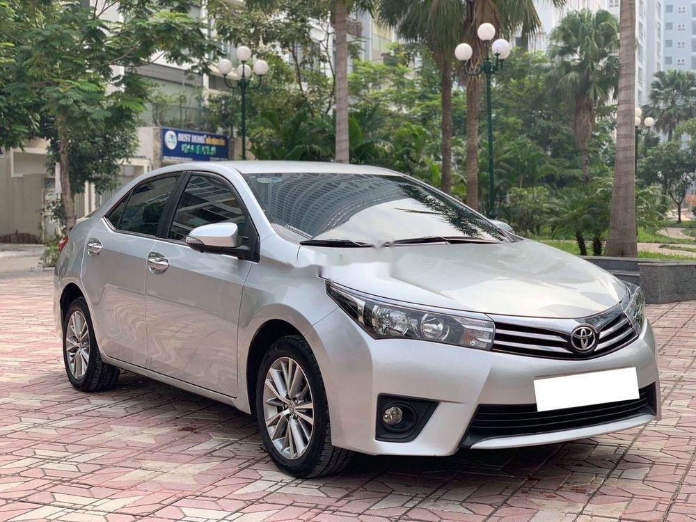 Bán ô tô Toyota Corolla Altis sản xuất năm 2014, màu bạc  (3)