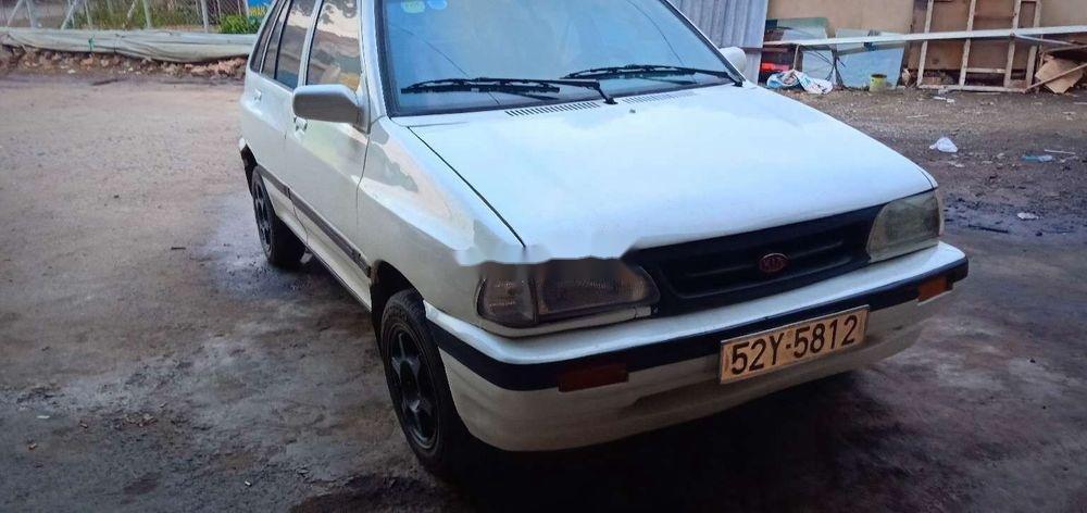 Bán Kia CD5 sản xuất năm 2000, màu trắng, xe nhập, giá chỉ 60 triệu (1)