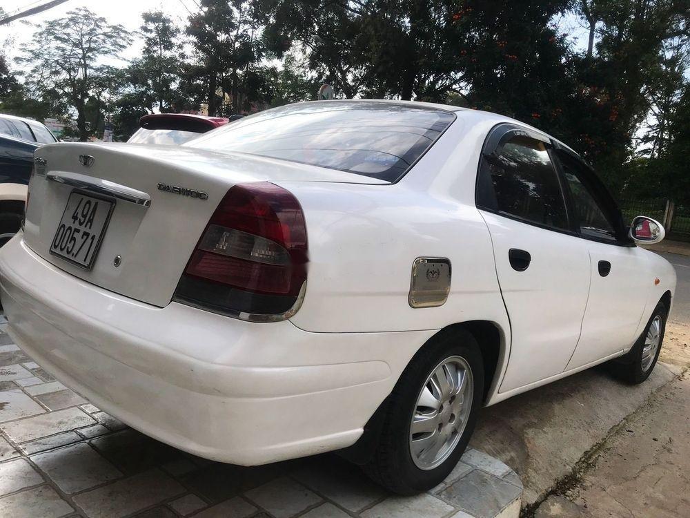 Bán Daewoo Nubira sản xuất năm 2002, giá chỉ 95 triệu (3)