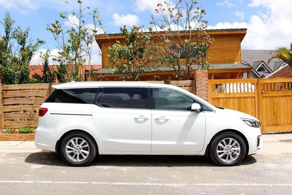 Bán ô tô Kia Sedona sản xuất năm 2019, màu trắng, xe nhập (5)
