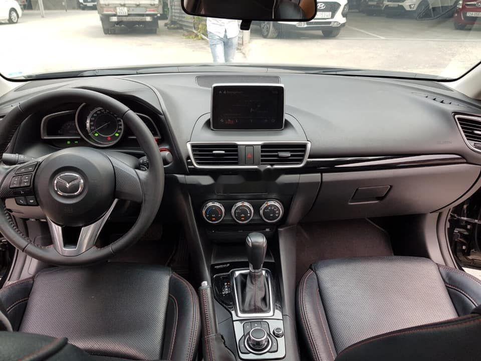 Bán Mazda 3 2016, màu đen còn mới (7)