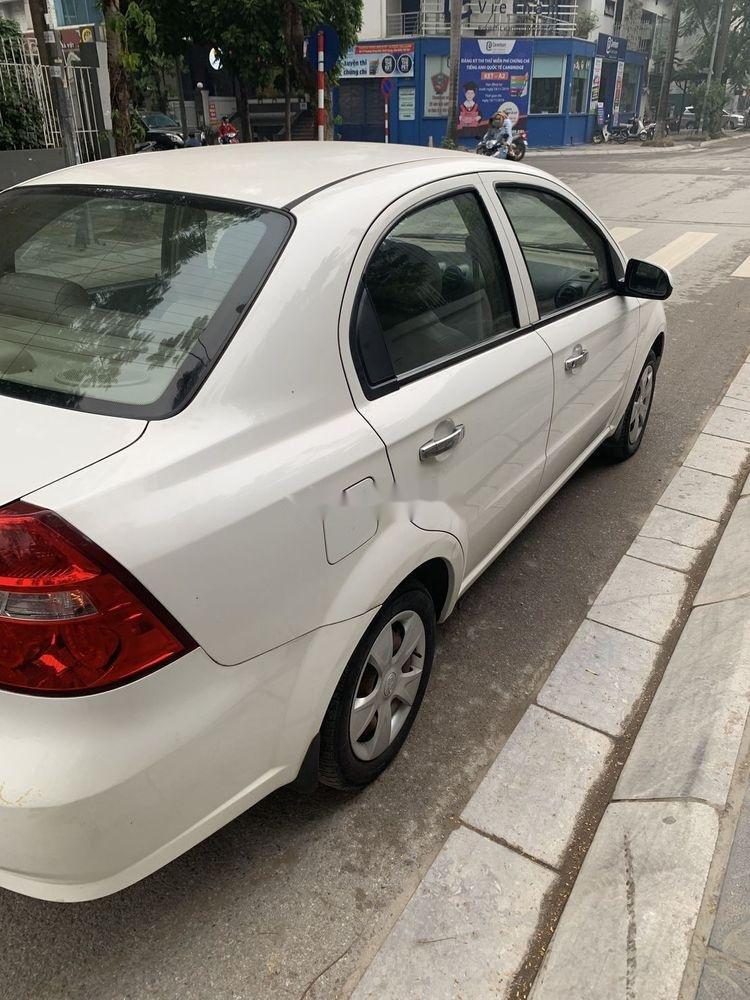 Bán ô tô Daewoo Gentra đời 2011, giá tốt (3)