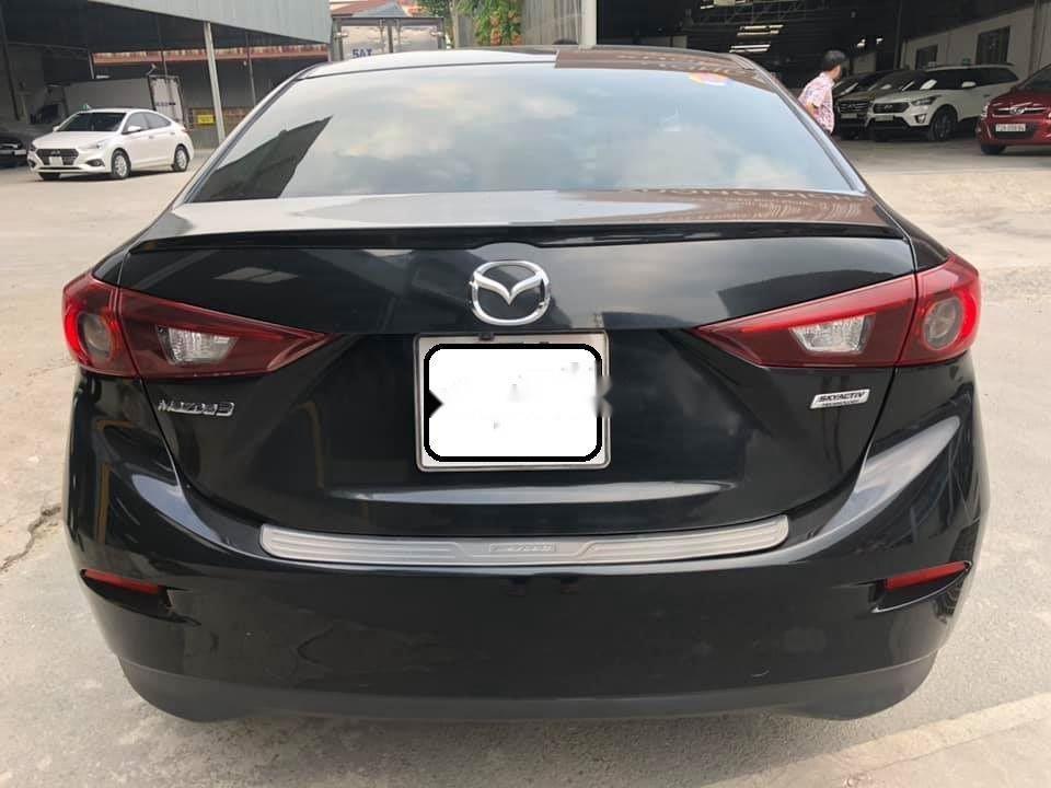 Bán Mazda 3 2016, màu đen còn mới (2)