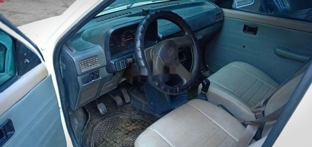 Bán Kia CD5 sản xuất năm 2000, màu trắng, xe nhập, giá chỉ 60 triệu (5)