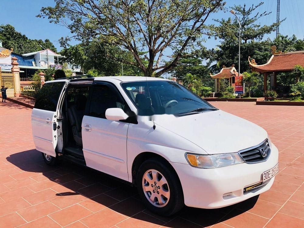 Bán ô tô Honda Odyssey năm sản xuất 2004, xe nhập (8)