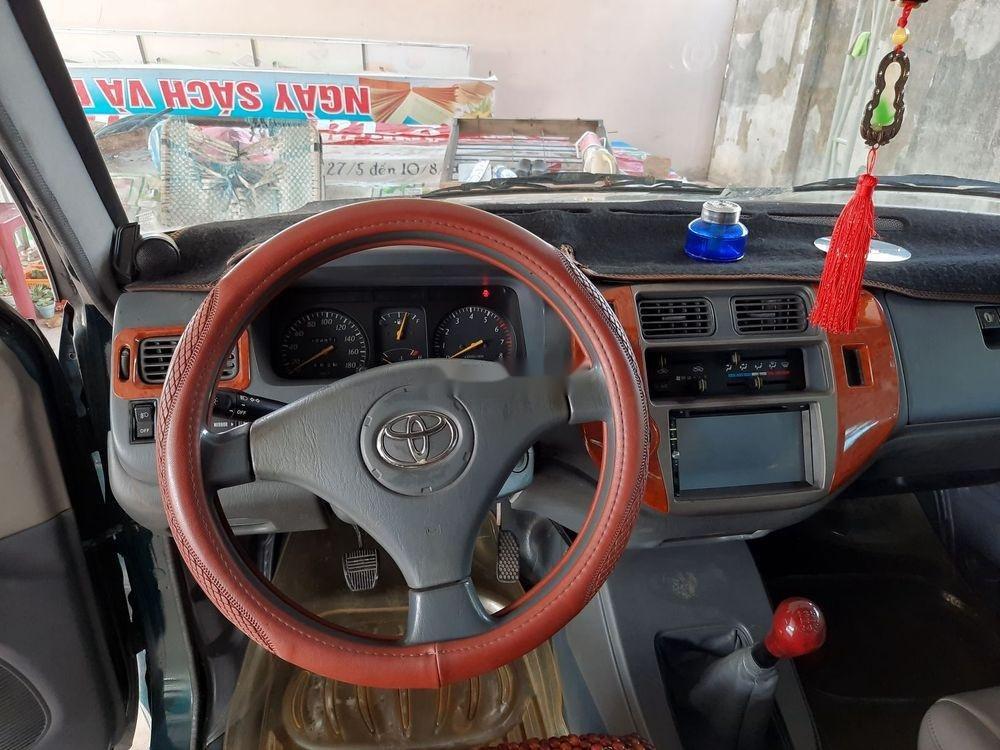 Cần bán gấp Toyota Zace đời 2003, màu xanh lục, giá 230tr (2)