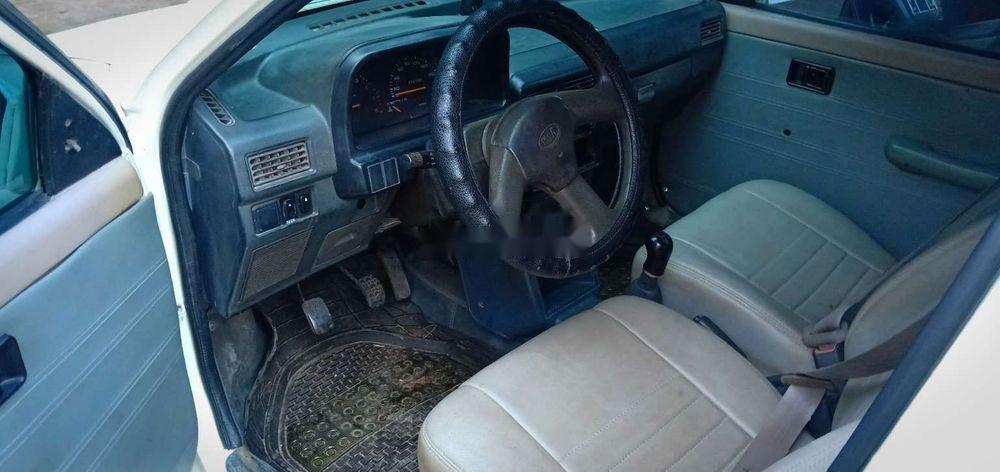 Bán Kia CD5 sản xuất năm 2000, màu trắng, xe nhập, giá chỉ 60 triệu (6)