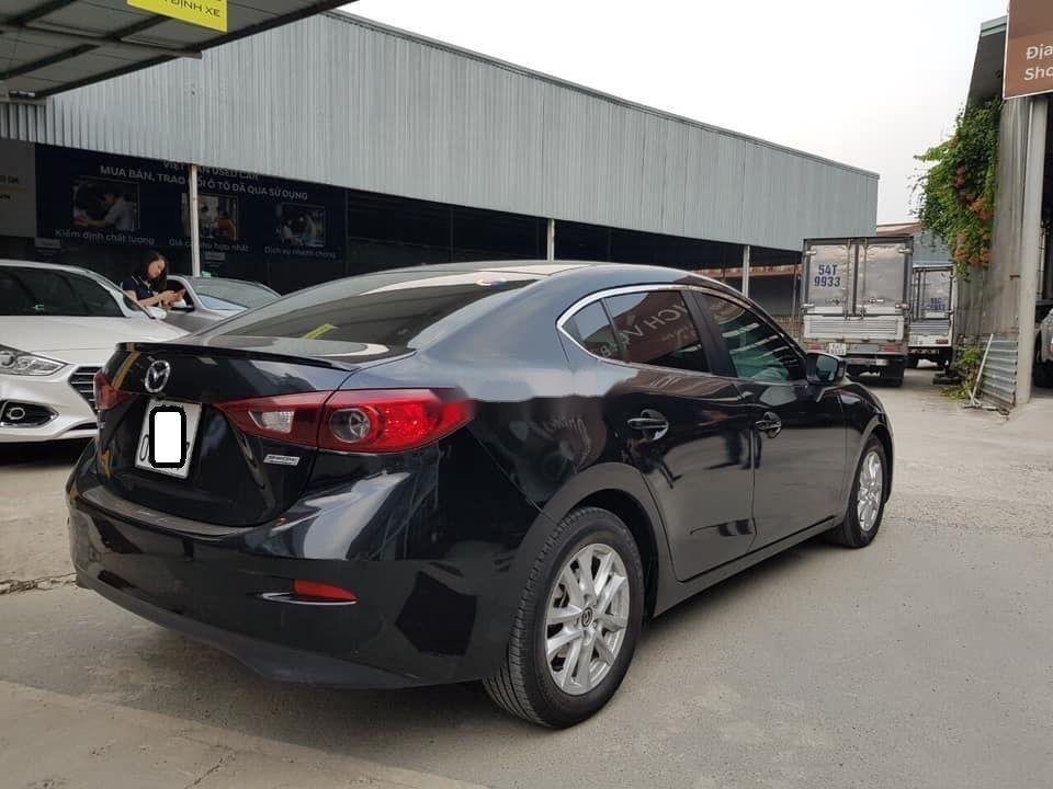 Bán Mazda 3 2016, màu đen còn mới (4)