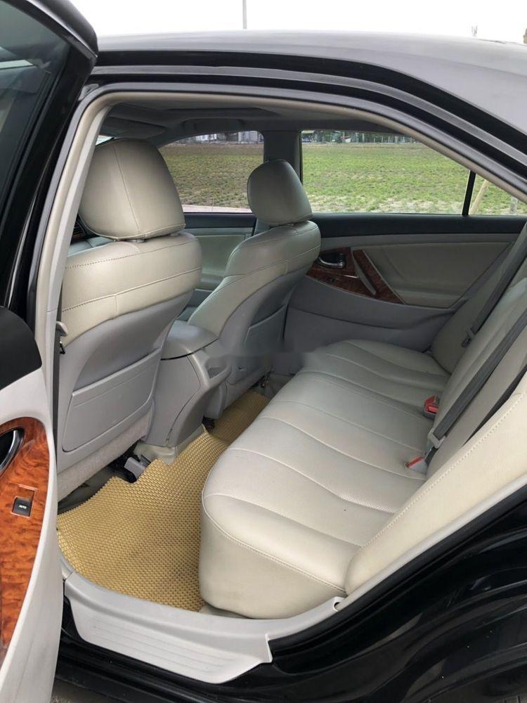 Cần bán xe Toyota Camry đời 2009, nhập khẩu, 640tr (5)