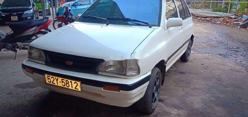 Bán Kia CD5 sản xuất năm 2000, màu trắng, xe nhập, giá chỉ 60 triệu (2)