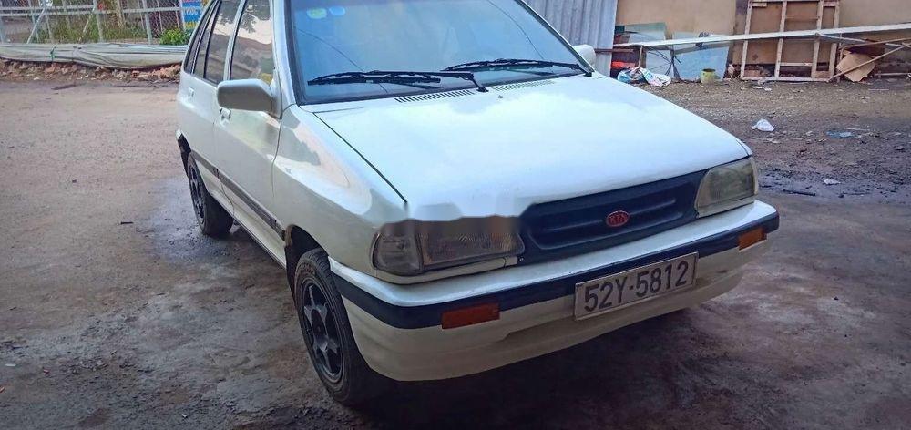 Bán Kia CD5 sản xuất năm 2000, màu trắng, xe nhập, giá chỉ 60 triệu (7)