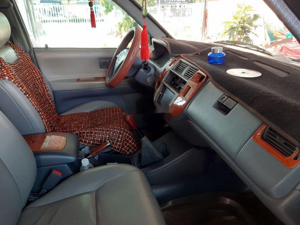 Cần bán gấp Toyota Zace đời 2003, màu xanh lục, giá 230tr (3)