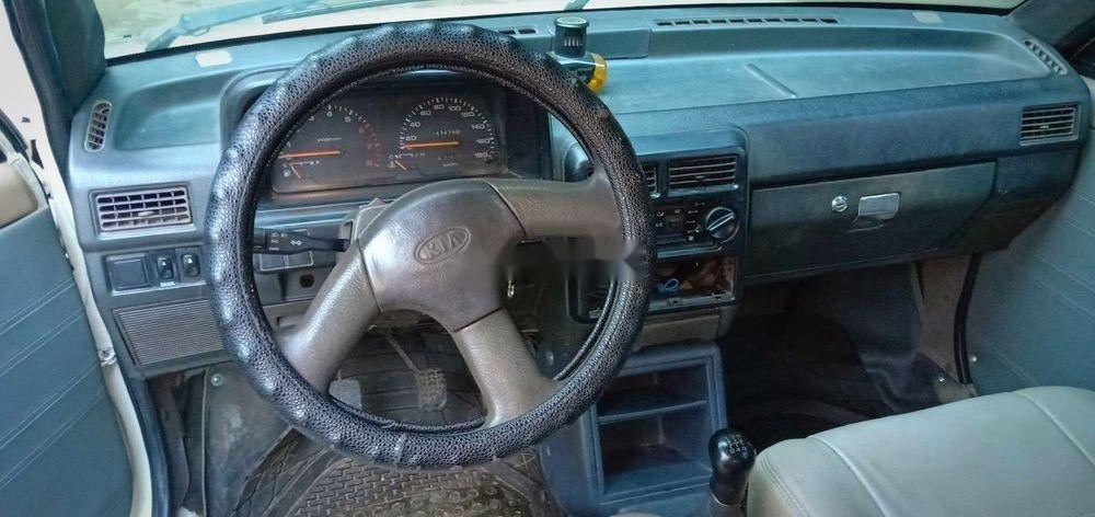 Bán Kia CD5 sản xuất năm 2000, màu trắng, xe nhập, giá chỉ 60 triệu (4)