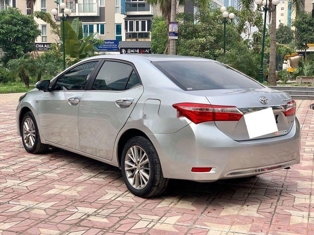 Bán ô tô Toyota Corolla Altis sản xuất năm 2014, màu bạc  (5)