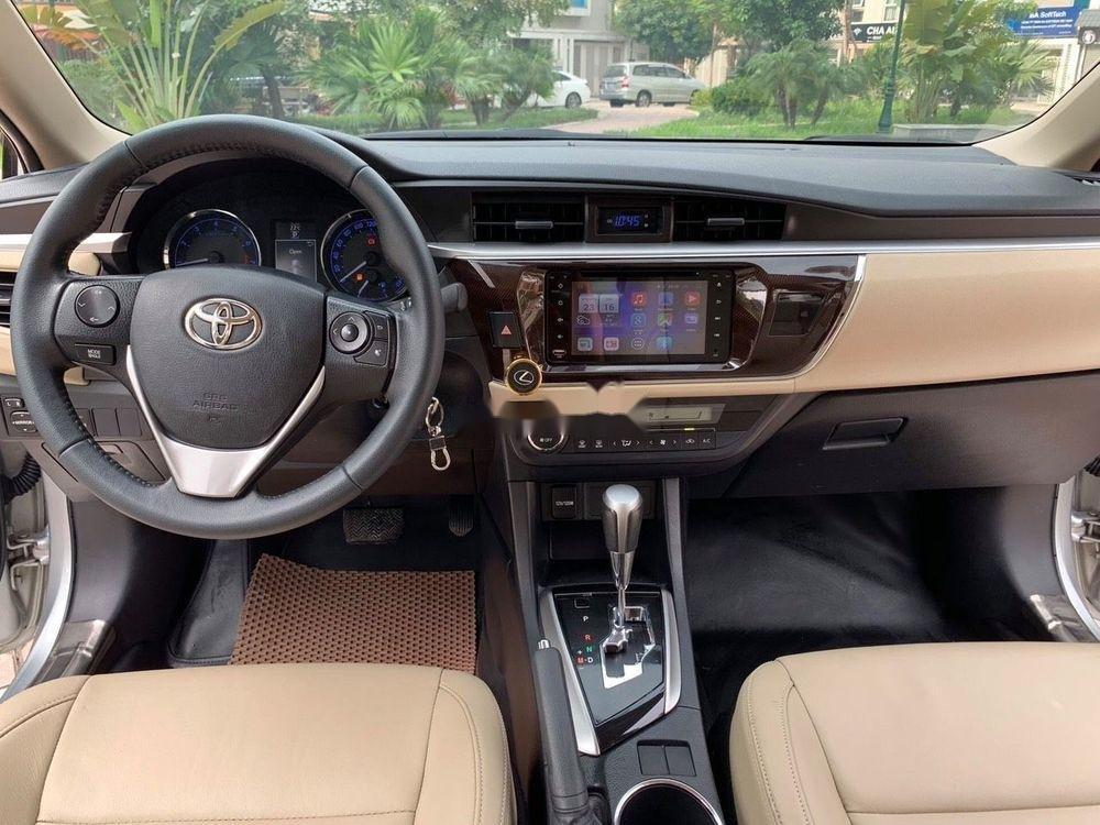 Bán ô tô Toyota Corolla Altis sản xuất năm 2014, màu bạc  (8)