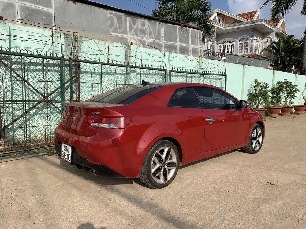 Bán xe Kia Cerato năm 2010, màu đỏ, nhập khẩu  (4)