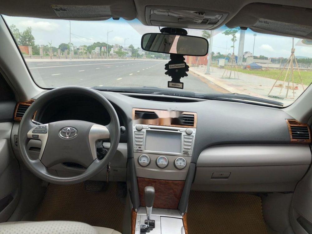 Cần bán xe Toyota Camry đời 2009, nhập khẩu, 640tr (4)