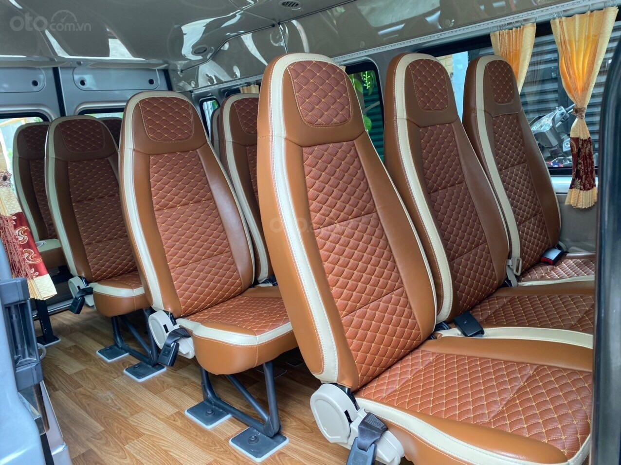 Bán Ford Transit đăng ký 2019, màu bạc chỉnh chủ giá chỉ 675 triệu đồng (6)