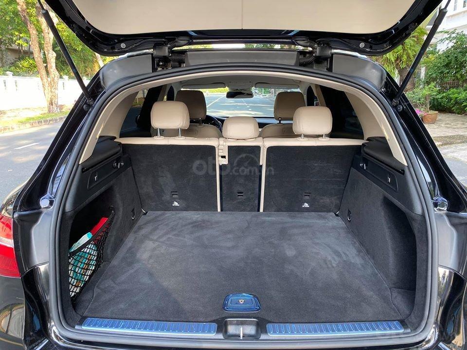 MBA Auto - bán xe Mercedes GLC250 2018 có Apple Carplay, trả trước 700 triệu nhận xe ngay (12)