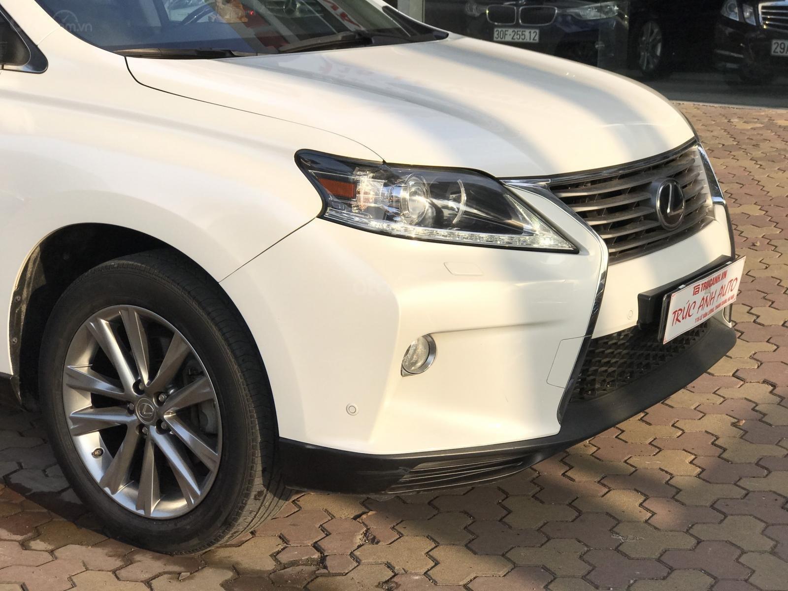 Cần bán Lexus RX RX350 năm 2014, màu trắng, nhập khẩu (3)