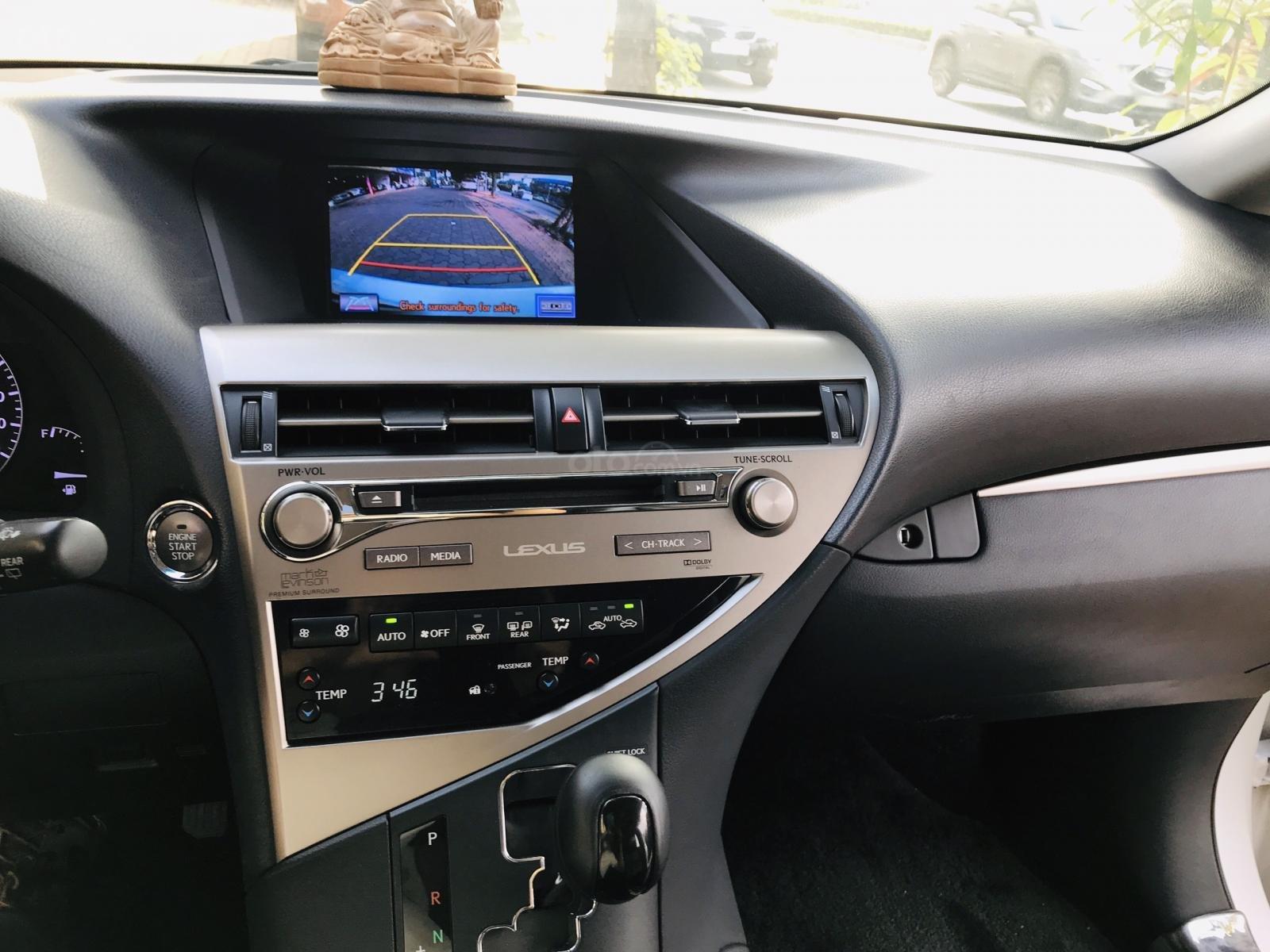Cần bán Lexus RX RX350 năm 2014, màu trắng, nhập khẩu (17)