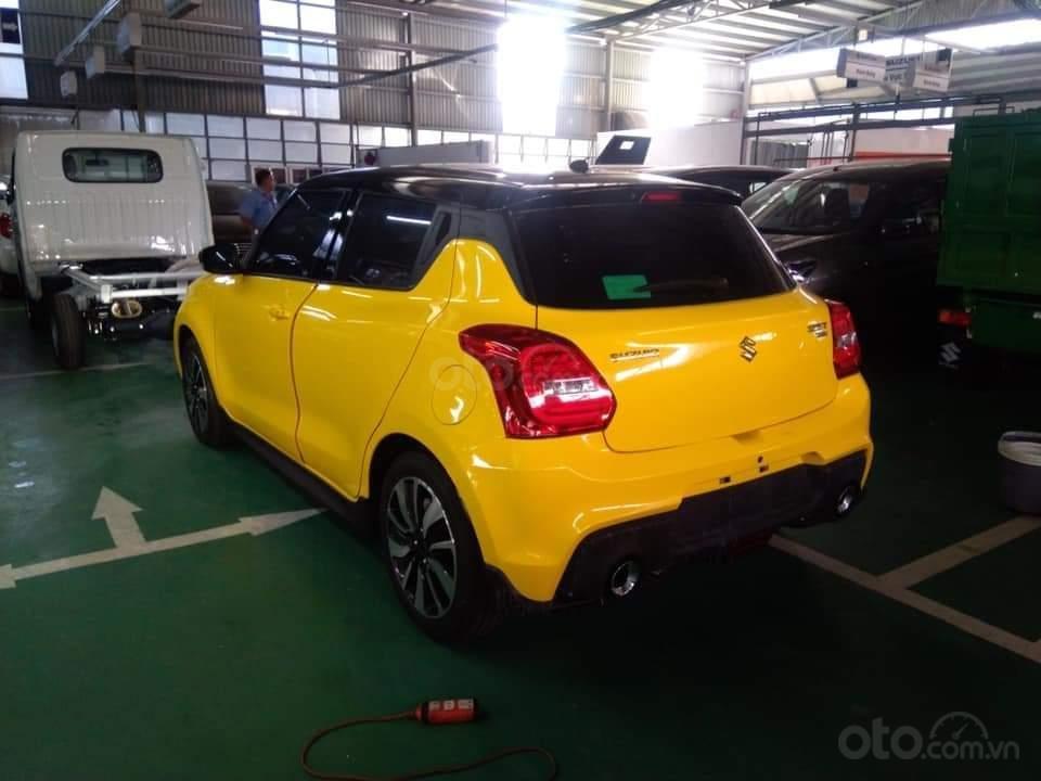 Suzuki Swift GLX 2019 đủ màu giảm giá cực sốc lên đến 50 triệu đồng hỗ trợ Bank cao, chỉ cần 120 triệu nhận xe (2)